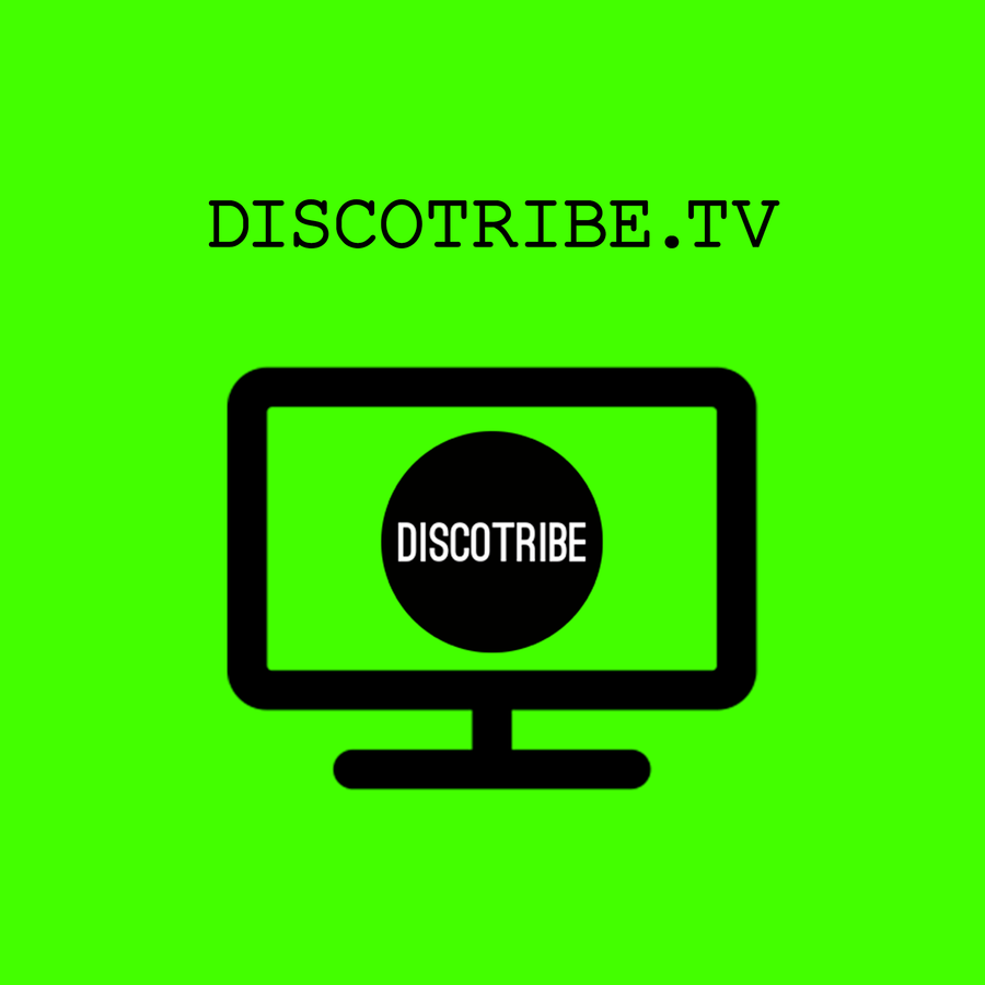 DISCOTRIBE.TV DJ Live Stream